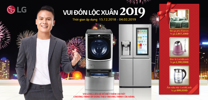 LG TẾT 2019
