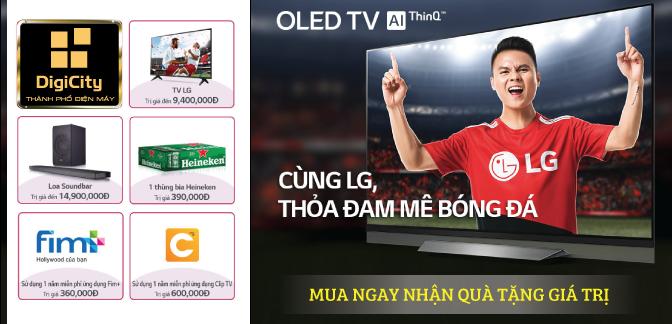 Banner TV LG