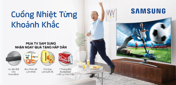 BANNER TV SAM SUNG