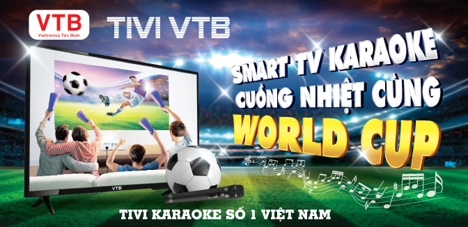 Banner Slide TV VTB