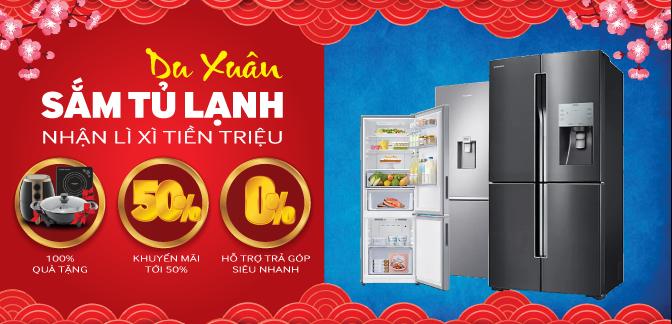 Tủ Lạnh Tân Niên