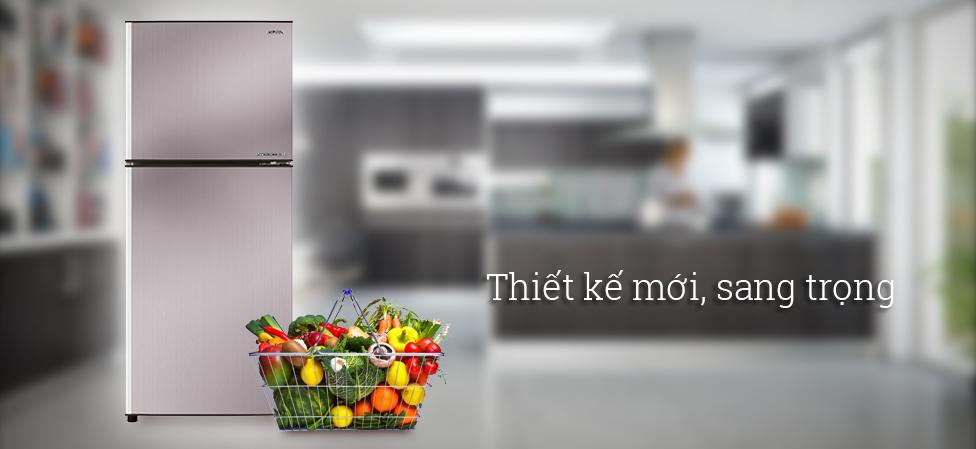 Tủ lạnh Aqua AQR-I257BN