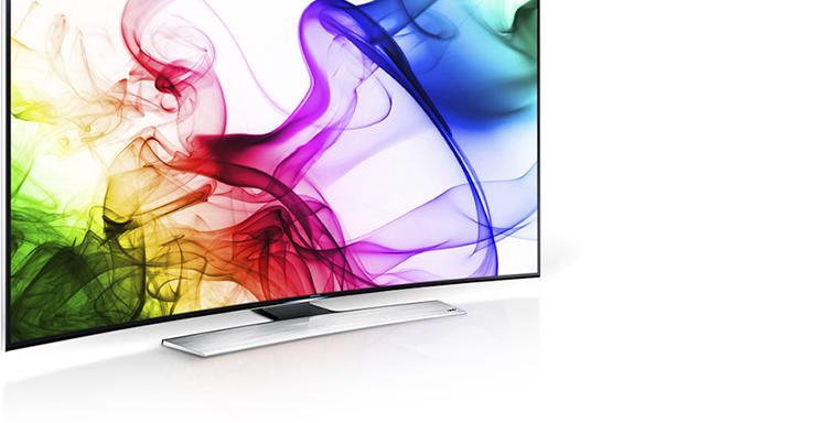 Tivi LED Samsung 65HU9000 màn hình cong