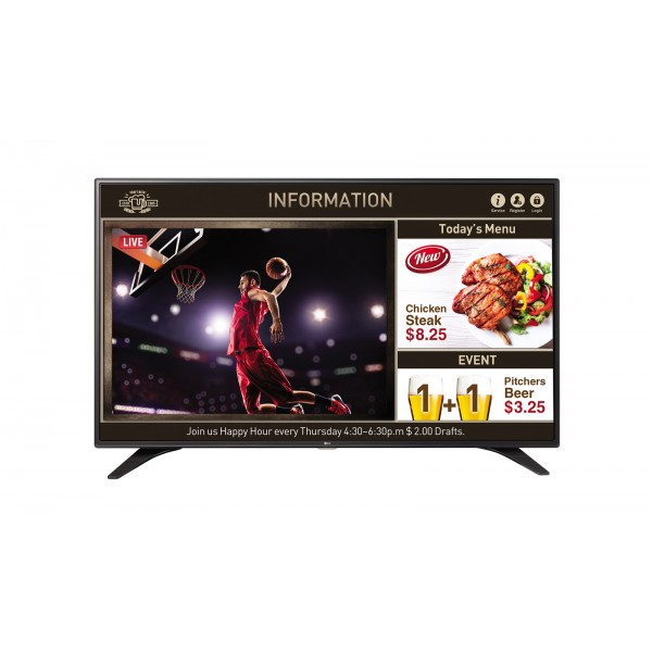 TV LG 49LV640S FULL HD MODEL 2018