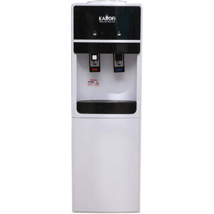 Cây nước nóng lạnh úp bình Karofi HC01W