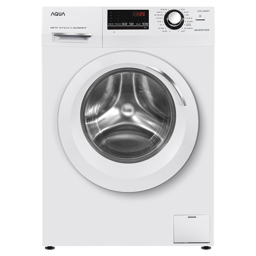 Máy giặt cửa ngang Aqua AQD-A980ZT